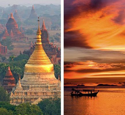 Myanmar - Rondreis - Prive rondreis - Thailand - Azie - Bagan